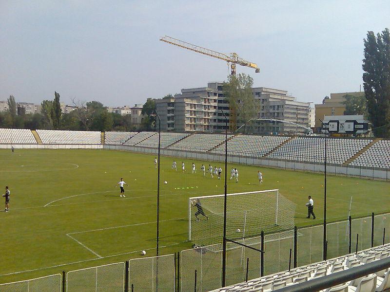 Stadionul Sportul Studentesc Regie
