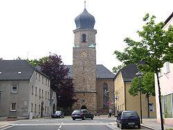 Rehau Pfarrkirche.JPG
