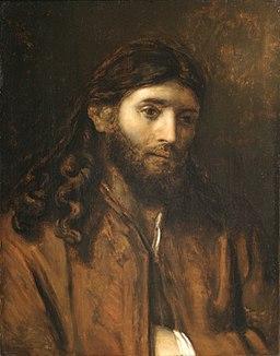 Rembrandt - Head of Christ - BYU