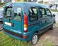 Renault Kangoo I Phase III 1.5 dCi Edition Campus Heck.JPG
