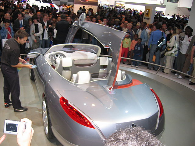 Filerenault Nepta At The 2006 Paris Auto Showg Wikimedia Commons