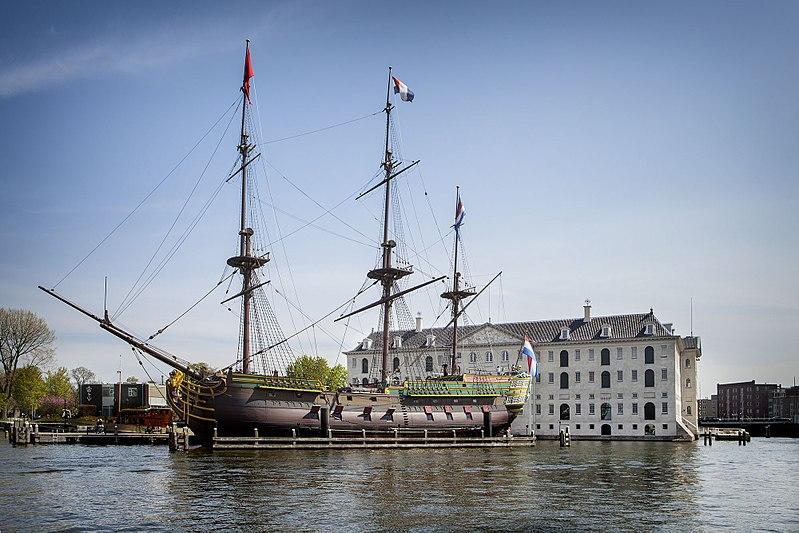 File:Replica VOC-schip Amsterdam.jpg