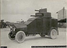 Image illustrative de l'article Lancia 1Z