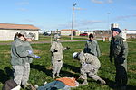 Reservists from the 512th Aerospace Medicine Squadron assess Delaware CAP cadet.JPG