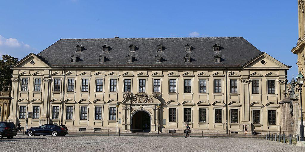 Rosenbachpalais, Residenzplatz 3, Residenz Wuerzburg