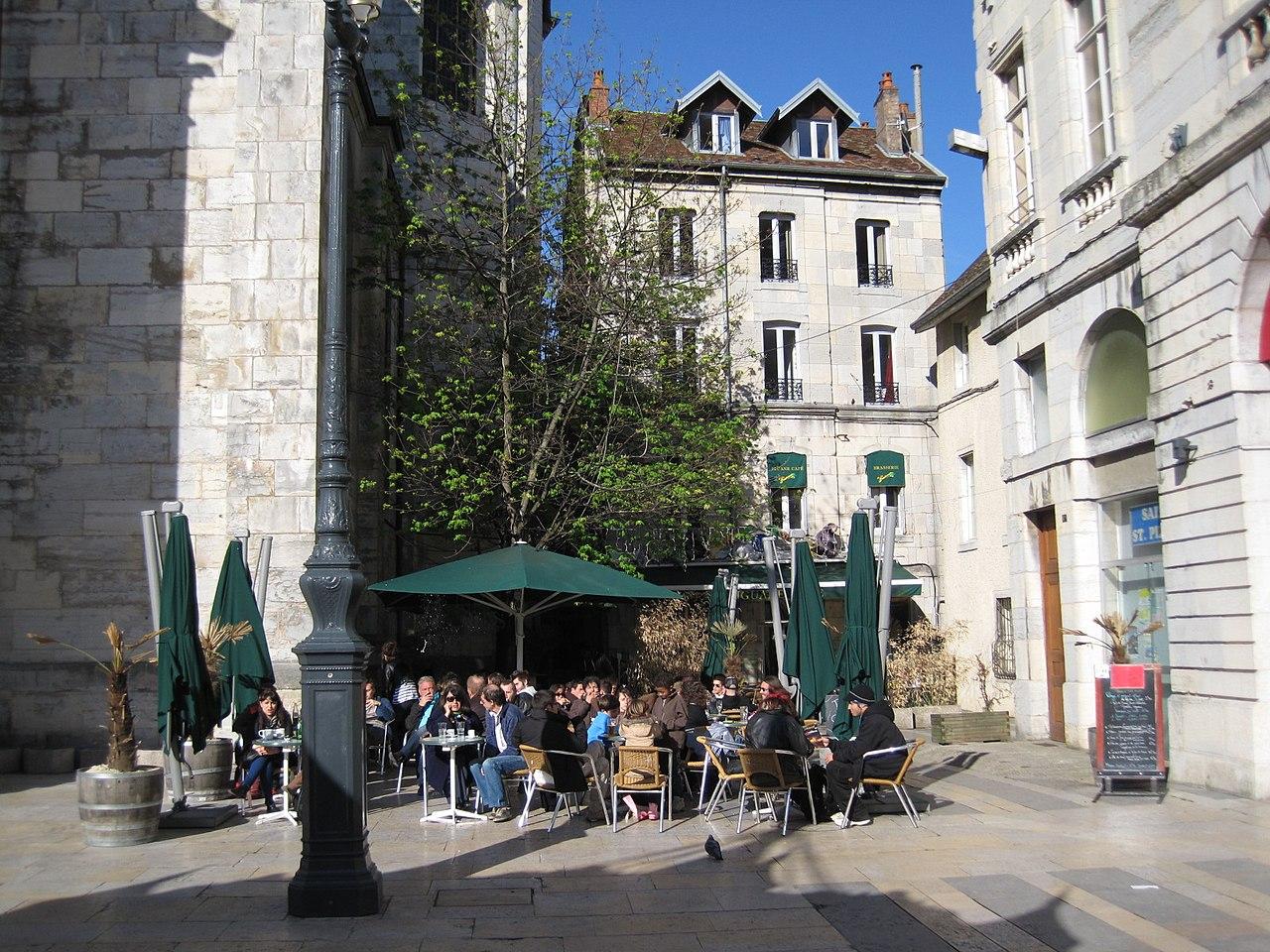 Cafe Cafe Besancon Horaires