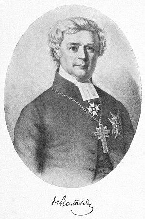Henrik Reuterdahl