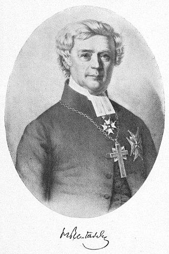 Henrik Reuterdahl - Image: Reuterdahl, Henrik (ur dennes memoarer 1920)