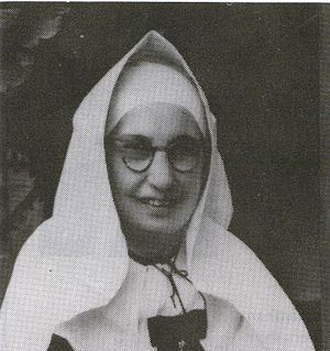 The Very Rev. Mother St. Tarcisius