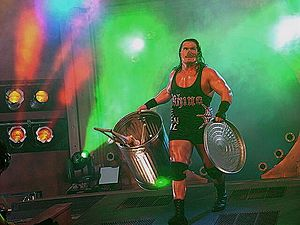 Rhyno - Rhino competing for TNA in Orlando, Florida