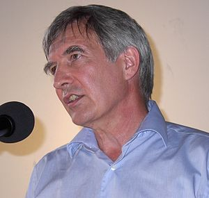 Richard G. Wilkinson - Wilkinson in 2005