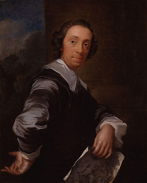 Richard Bentley (writer) - Richard Bentley, 1753 portrait