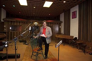 FAME Studios - Rick Hall at FAME Studios in 2010 (photo by Carol M. Highsmith)