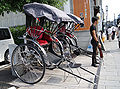 Rickshaws in kawagoe Japan.jpg