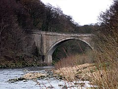 Ridley Bridge (over the River South Tyne) - geograph.org.uk - 621708.jpg