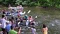 Riverfest 2014- Cardboard Boat Race (15806213339).jpg
