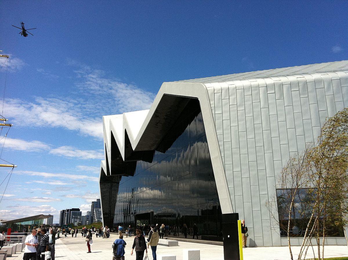 Office Facade Design Architecture Building