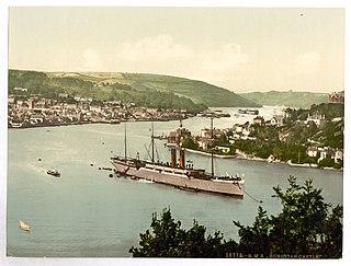 RMS <i>Dunottar Castle</i> ship