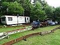 Road Machines (Drayton) Ltd monorail, Tanat Valley Light Railway.jpg