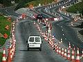 Road works - geograph.org.uk - 553756.jpg