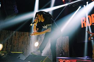 Robb Banks - Robb Banks live in 2014