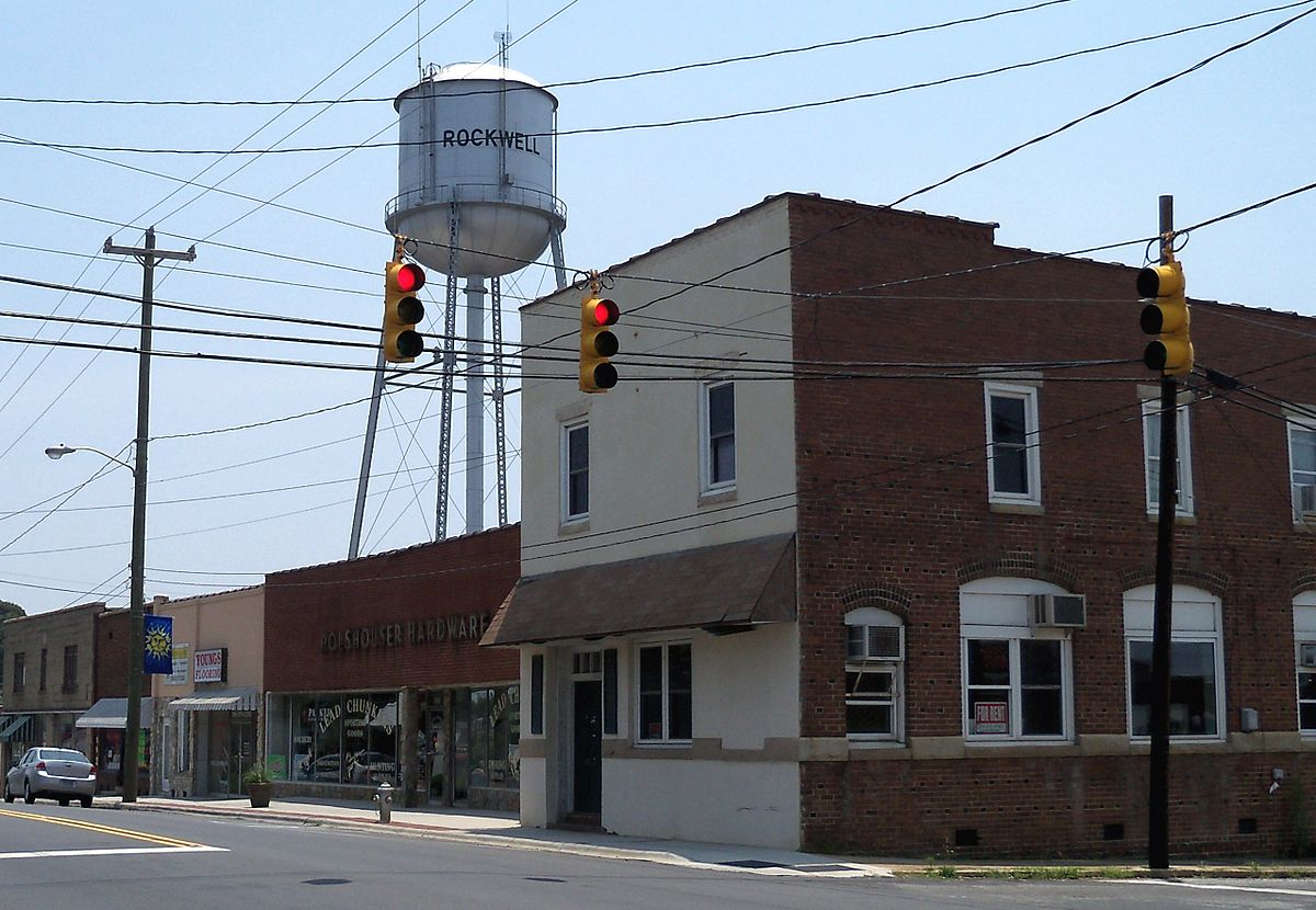 Rockwell, North Carolina - Wikipedia