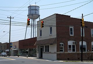 Rockwell, North Carolina Town in North Carolina, United States