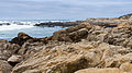 Rocky coast near Point Pinos Light, California.jpg