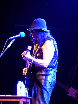 Sixto Rodriguez - Sixto Rodriguez at Manchester Academy, 2 December 2012