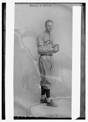 Roger Salmon - Image: Roger Elliott Salmon in 1912