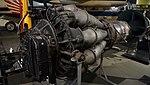 Rolls-Royce Derwent turbojet engine left front view at Modern Transportation Museum March 23, 2014 02.jpg