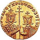 Romanus I with Christopher, solidus (reverse).jpg