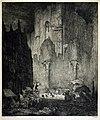 Rond het Gravensteen te Gent, Jules De Bruycker, Koninklijk Museum voor Schone Kunsten Gent, 1932-CS.jpg
