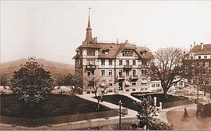 Institut auf dem Rosenberg - Institut auf dem Rosenberg Main Building Historic
