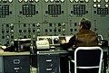 Ross Dam control room, 1970s (46810306772).jpg