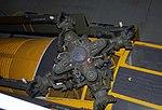 Rotor head detail, Westland Wessex, Imperial War Museum, Duxford. (31010455215).jpg