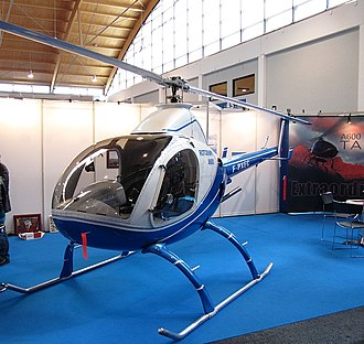 RotorWay A600 Talon - Image: Rotorway A600 in 2011