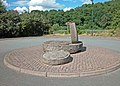 Roundabout feature - geograph.org.uk - 1479900.jpg