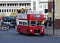 Routemaster Bus, Crawley, Sussex - geograph.org.uk - 2155687.jpg