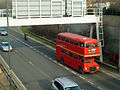 Routemaster RM1799 (799 DYE), 4 February 2012 uncropped.jpg
