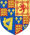 Royal Arms of England (1603-1707).svg