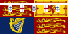 Royal Standard of Prince Edward, Duke of Kent.svg