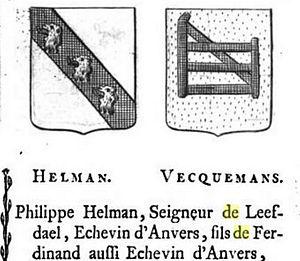 Rubens family - Rubens Family, Helman and Vecquemans