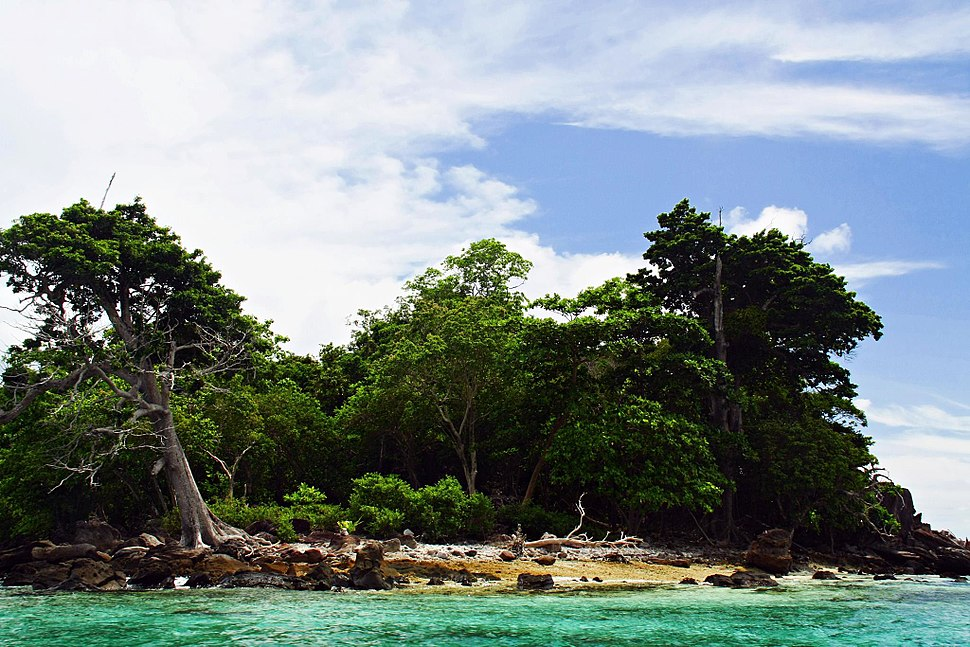 Rubiah Island Aceh