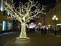 Rue Arbat - illuminations (2).jpg