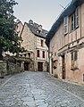 Rue Henri Parayre in Conques 01.jpg