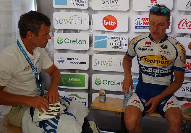 Rumillies (Tournai) - Tour de Wallonie, étape 1, 26 juillet 2014, arrivée (B32).JPG