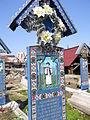 Rumunia, Sapanta, Wesoły Cmentarz DSCF7057.jpg