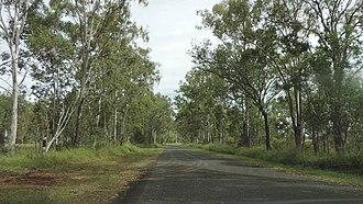 Ambrose, Queensland - Rural scenery, Ambrose, 2014