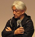 Ryuichi Sakamoto, Photographed by Ryota Nakanishi.JPG